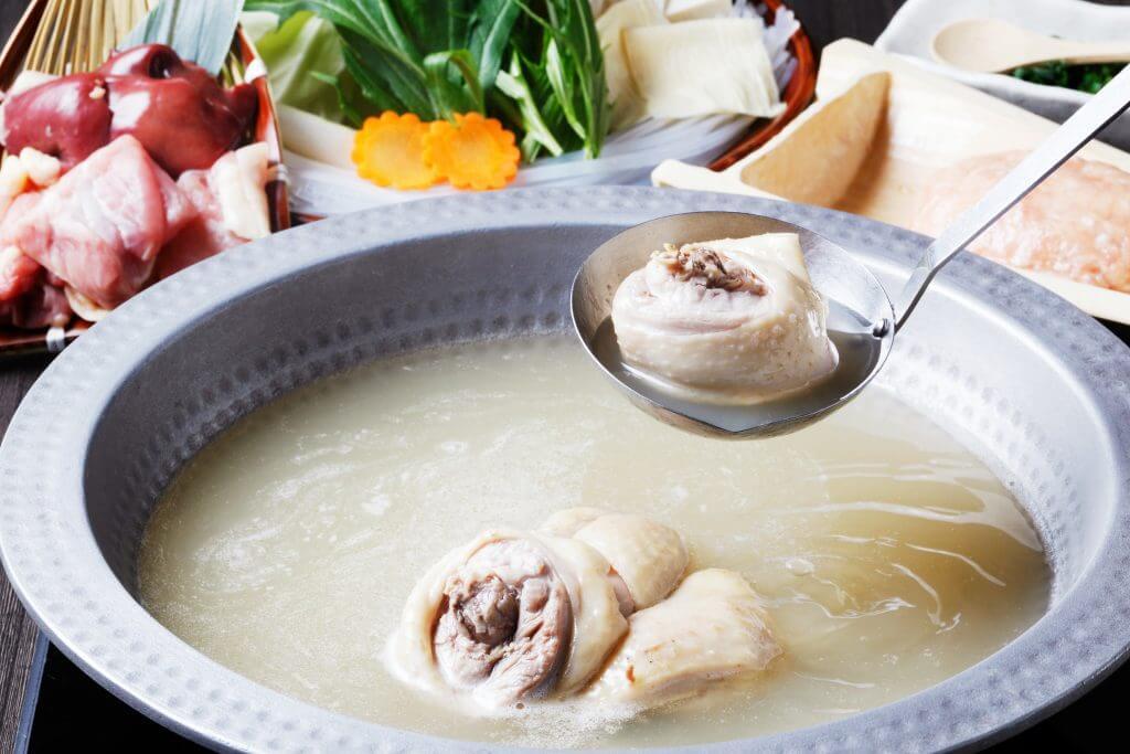 福岡名物 水炊き