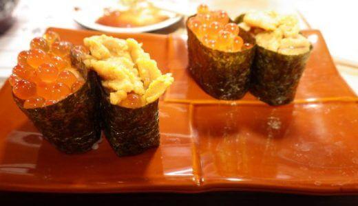 「若竹丸@春日市」鮮度抜群の回転寿司が美味しい