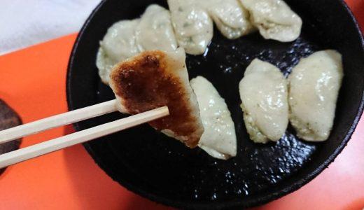 """久留米『五十番』""""究極""""の焼き餃子!カリッと抜群の食感で旨味が溢れる"""