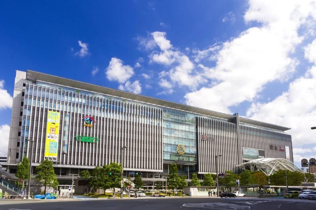 福岡旅行 博多駅