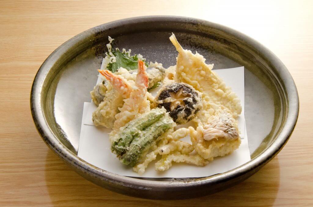 天ぷら 博多スタイル