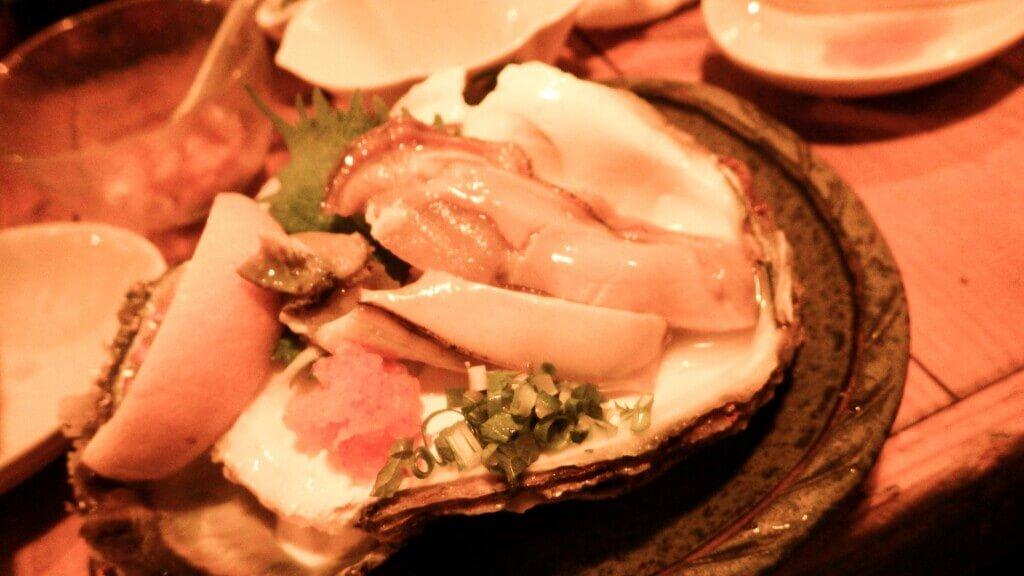 雷橋 岩牡蠣