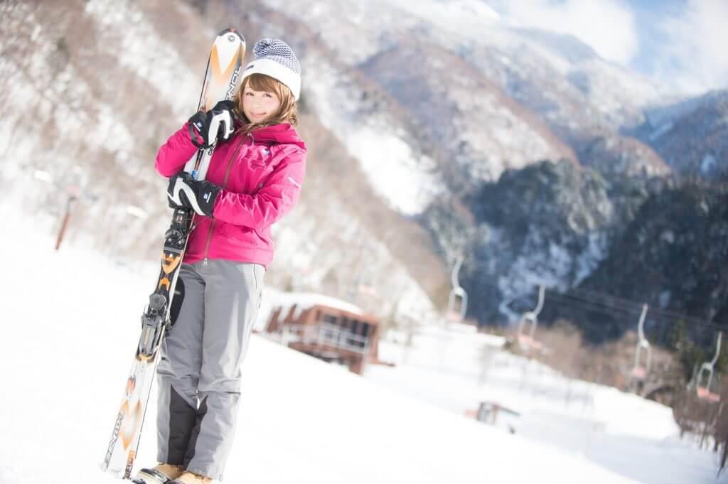 九州にもスキー場はある