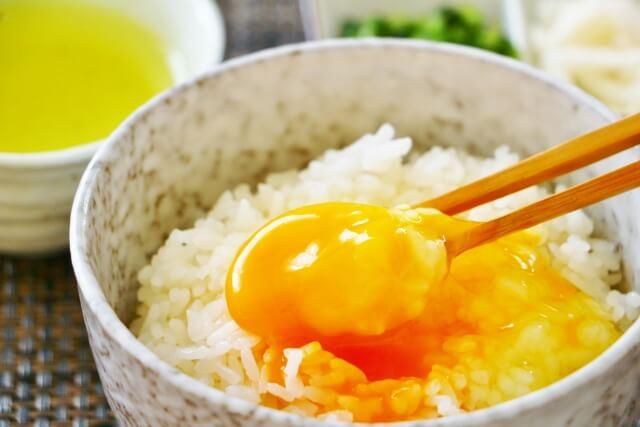 卵かけご飯 めんつゆ