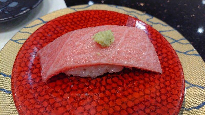 水天  回転寿司