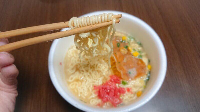 サンポー焼き豚ラーメン 関東で販売